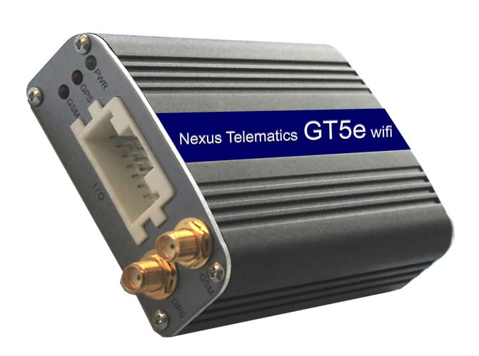 Nexus Telematics GT5e WiFi